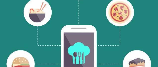 app pedir comida